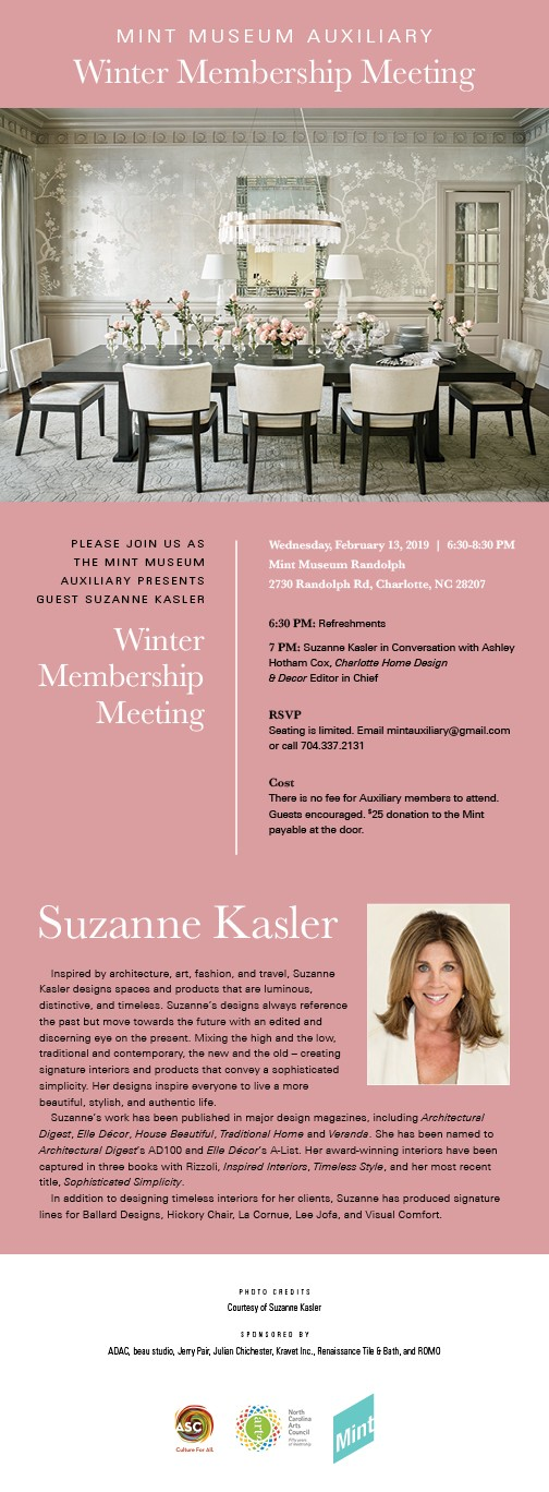 WInter Membership Meeting
