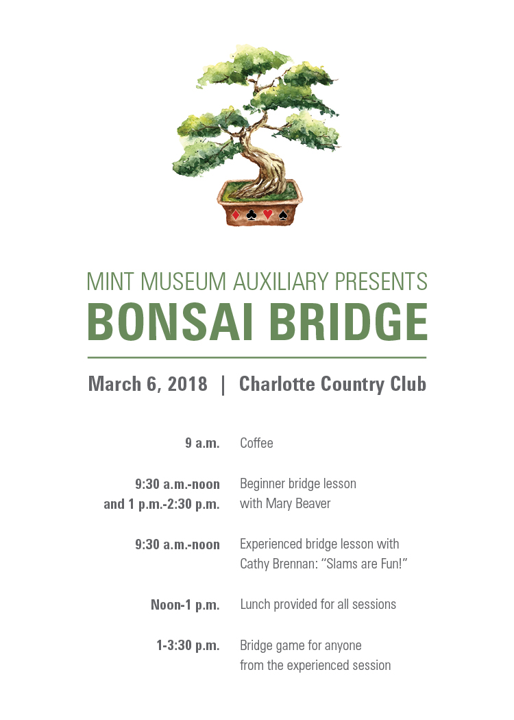 Bonsai Bridge 2018